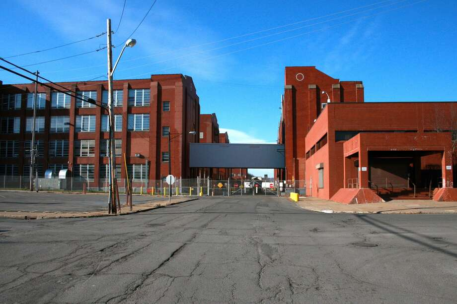 The Remington Arms factory in Ilion, N.Y. Photo: Kristen V. Brown / Hearst Connecticut Newspapers / K / The News-Times