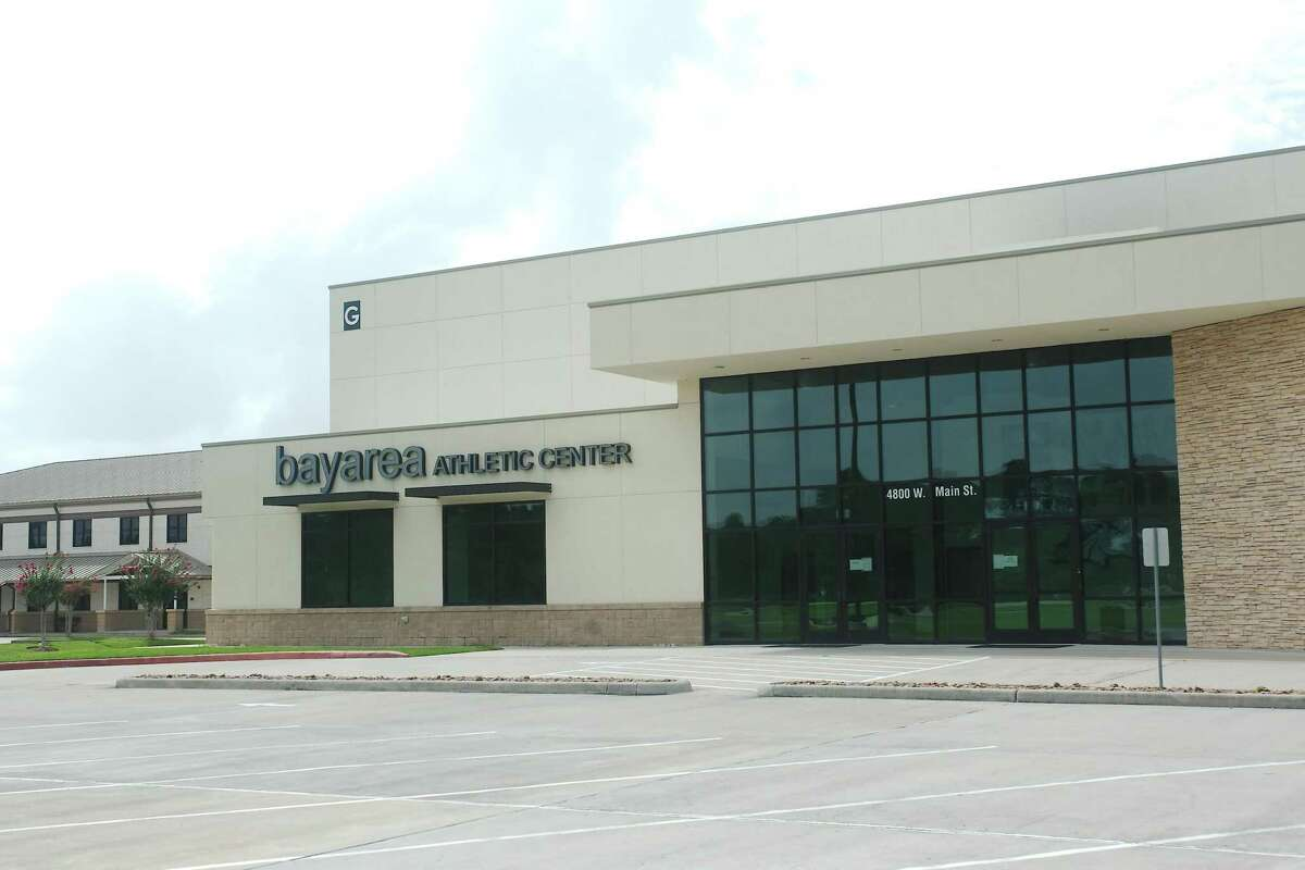 Bay Area Christian High School Athletic Center houses the gymnasium and athletic offices. Kyle Kennedy, director of athletics at Bay Area Christian, says there are no COVID-19 cases among Bronco athletes.