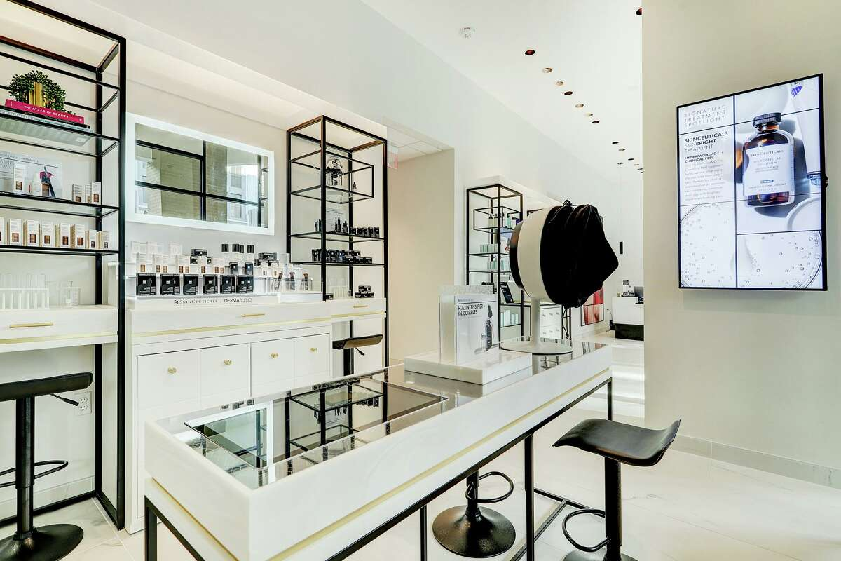 SkinCeuticals SkinLab by West Ave Plastic Surgery is now open at 2800 Kirby Drive.