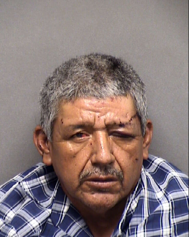Gilberto Perez, 50, was charged with murder and aggravated assault with a deadly weapon. Photo: Bexar County Sheriff's Office