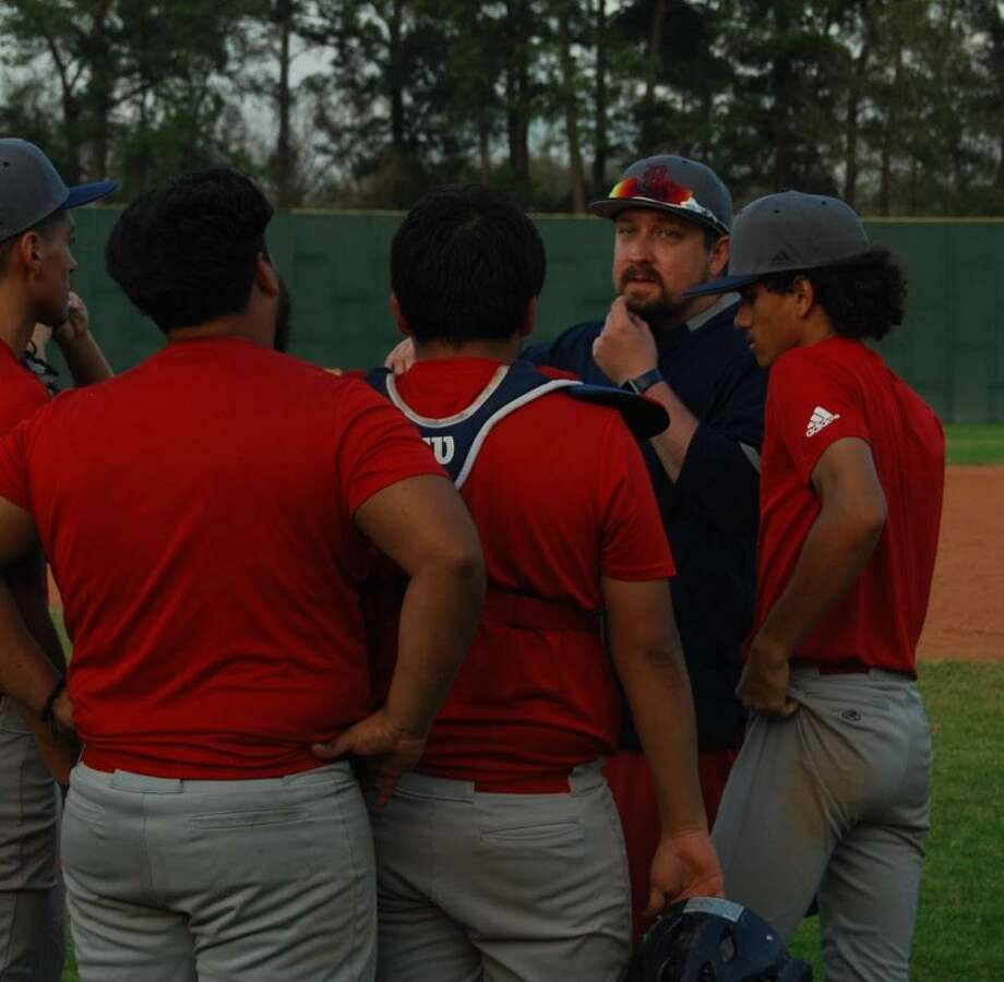 Caney Creek baseball coach Joseph Johnson previously coached at Aldine Davis. Photo: Submitted Photo