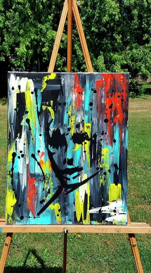 Painted by David Thacker of Port Austin. (Courtesy/ David Thacker)