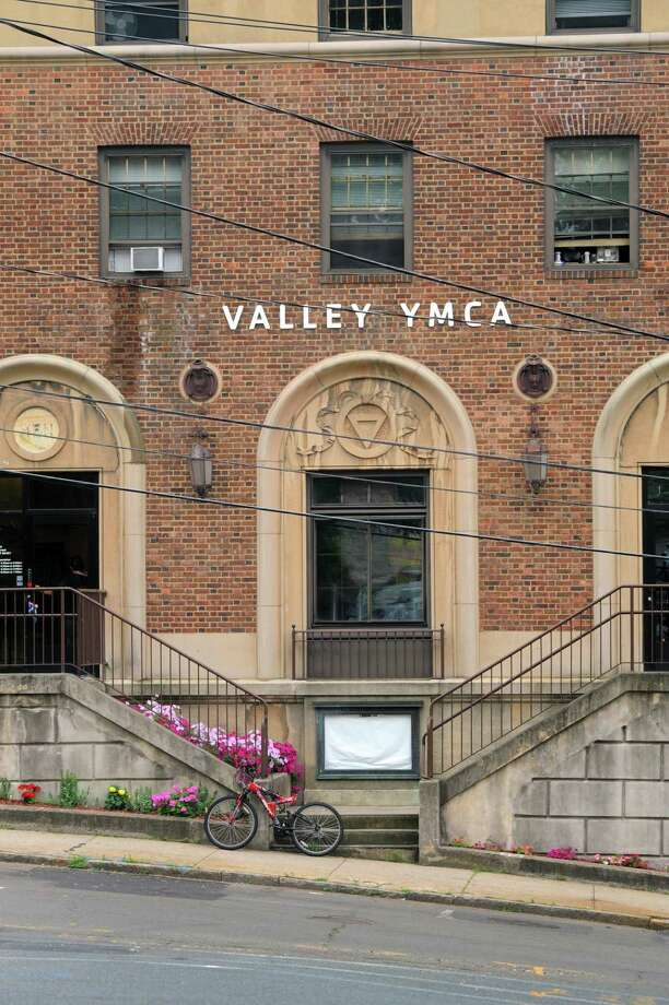 The Valley YMCA 12 State Street in Ansonia, is closed for members and will permanently close after the summer camp program ends in late August. Photo: Cathy Zuraw / Cathy Zuraw / Connecticut Post