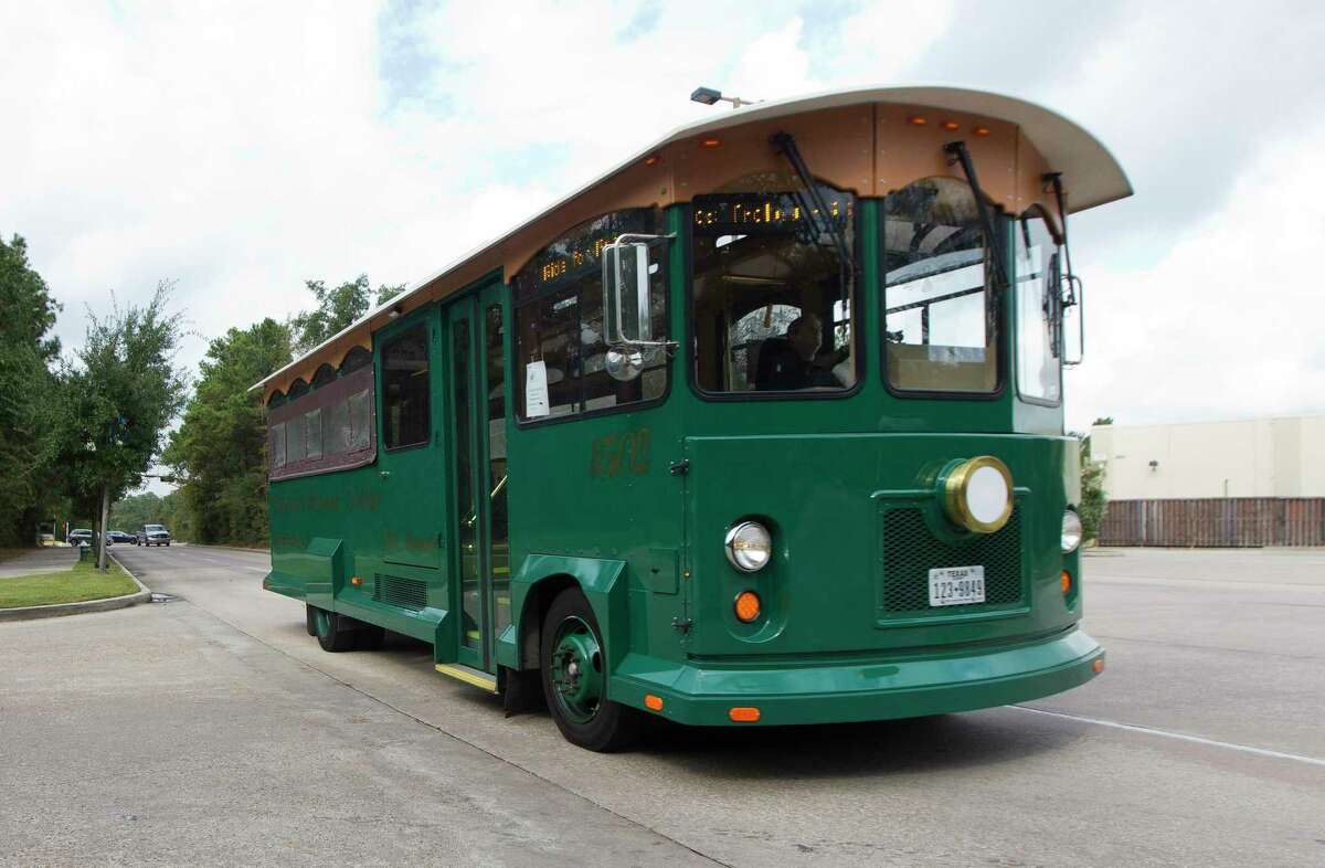 The Town Center Trolley service has resumed its normal schedule of stopping and pick-ups at the South County Community Center. The stop at the center had been relocated due to in-person early voting this year.