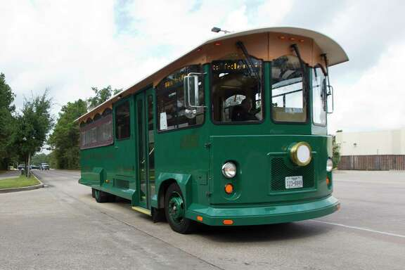 A popular staple of life in The Woodlands returned to action on Wednesday, July 1, as the Town Center Trolley system restarted operations after more than two months of being shut down due to the COVID-19 novel coronavirus pandemic. The trolleys will operate at 50 percent capacity, or about 17 riders per trolley maximum.