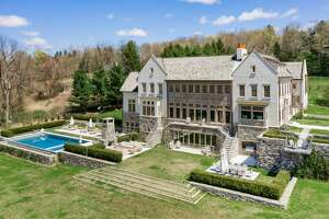 187 Umpawaug Road in Redding, CT is on the market for $19,000,000.