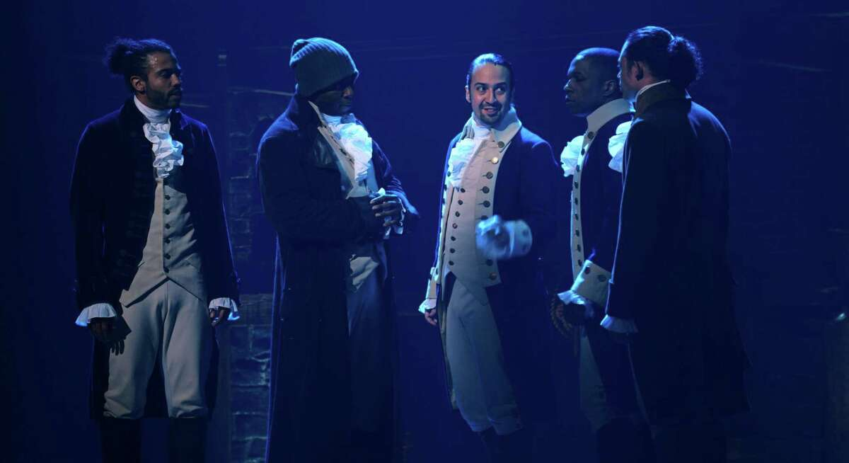 In 2015, Lin-Manuel Miranda made Broadway history with this hip hop musical about the life of founding father Alexander Hamilton. Since it's premier, it has gone on to become the most successful Broadway show. On Friday, the musical is coming to Disney Plus.