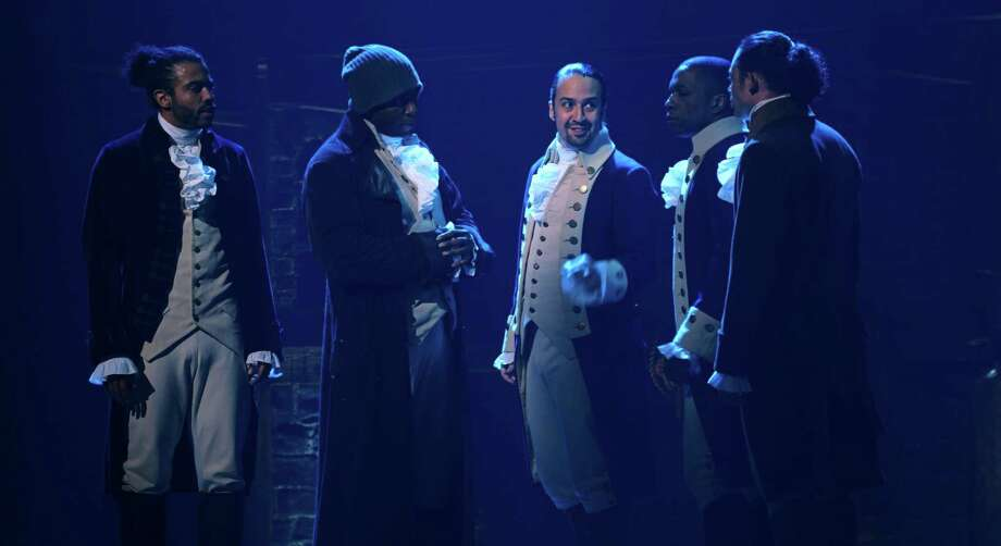 In 2015, Lin-Manuel Miranda made Broadway history with this hip hop musical about the life of founding father Alexander Hamilton. Since it's premier, it has gone on to become the most successful Broadway show. On Friday, the musical is coming to Disney Plus. Photo: Courtesy Photo