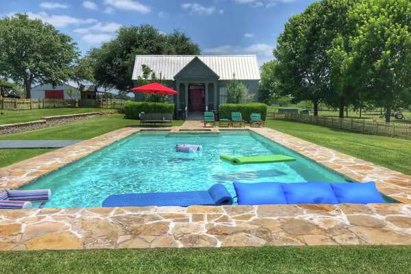 Chappell Hill, Texas: Wakefield Farms Average rate: $229 Sleeps: 2