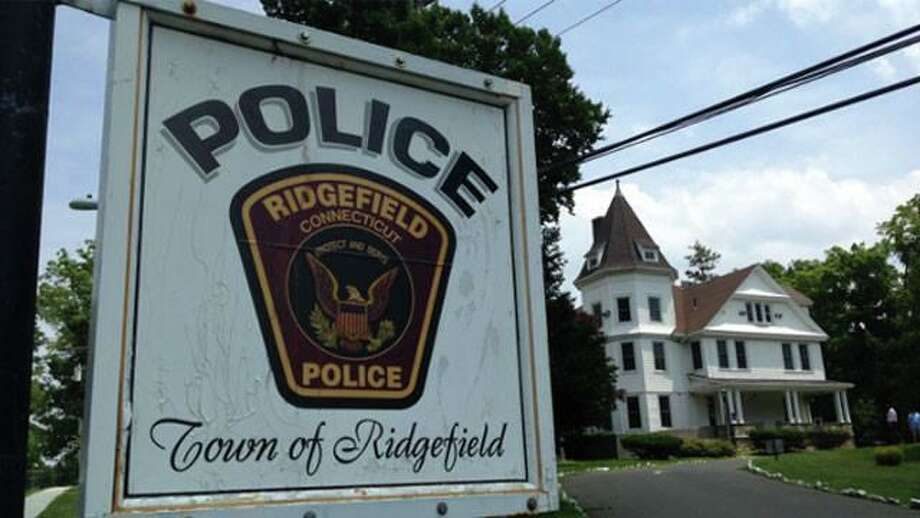 The Ridgefield Police Department Photo: The Ridgefield Police Department