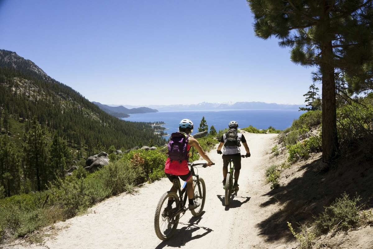 South Lake Tahoe's Heavenly Mountain Resort reopens in early July, offering access to extensive hiking trails and a famed gondola ride. Guests are advised of physical distancing and face covering requirements in place, with cashless transactions and enhanced cleaning measures contributing to the overall health and safety policies in place.