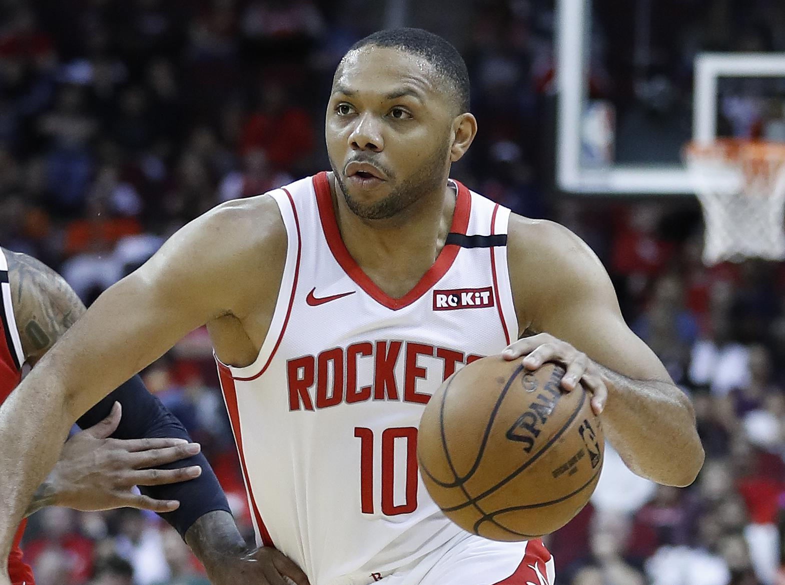 Eric Gordon says Rockets have to 'bring it'
