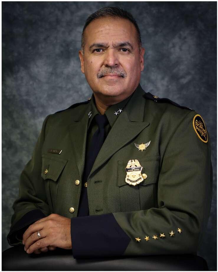 Laredo Sector Chief Patrol Agent Felix Chavez retired on Tuesday. Photo: Courtesy