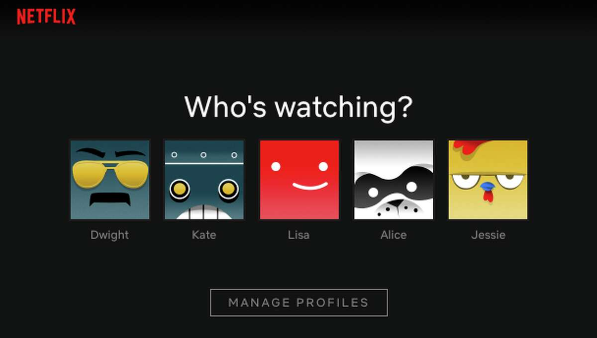 Netflix is the most popular streaming service in 2020.