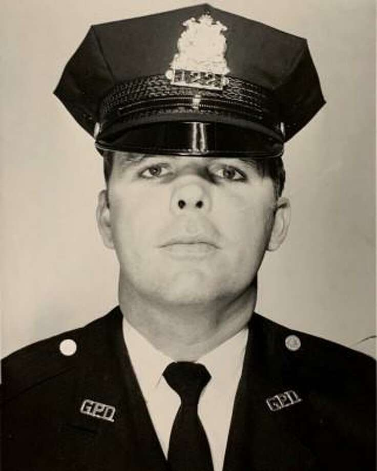 Officer Joseph Gavin, who was a member of the Greenwich, Conn., Police Department for 23 years, died Monday, June 29, 2020, at the age of 75. Photo: Contributed Photo / Greenwich Police Department
