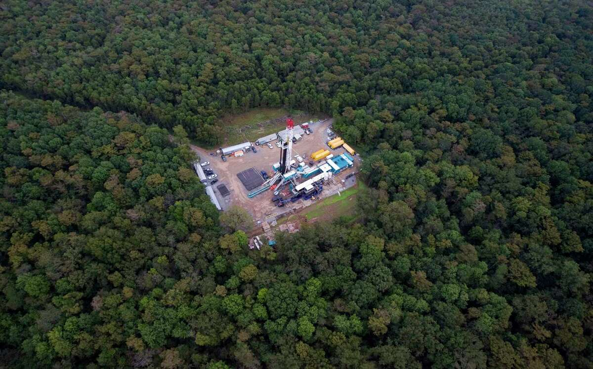 Comstock Resources, a company controlled by Dallas Cowoboys billionaire owner Jerry Jones, plans to drill four new wells in the natural gas-rich Haynesville Shale of East Texas.