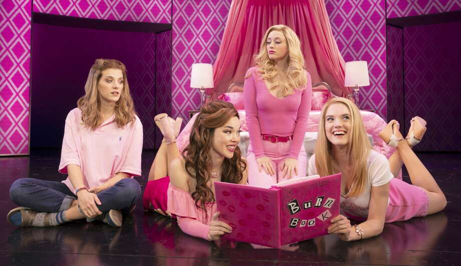 Mean Girls Photo: Courtesy: Broadway At The Hobby Center