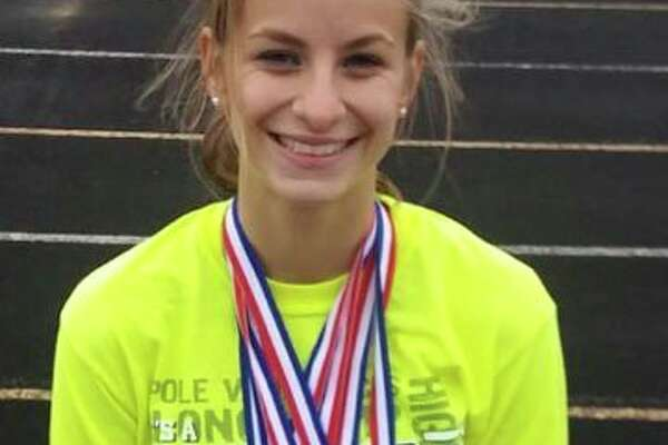 Kendra Montague has been one of Pine River's top track athletes. (Courtesy photo)