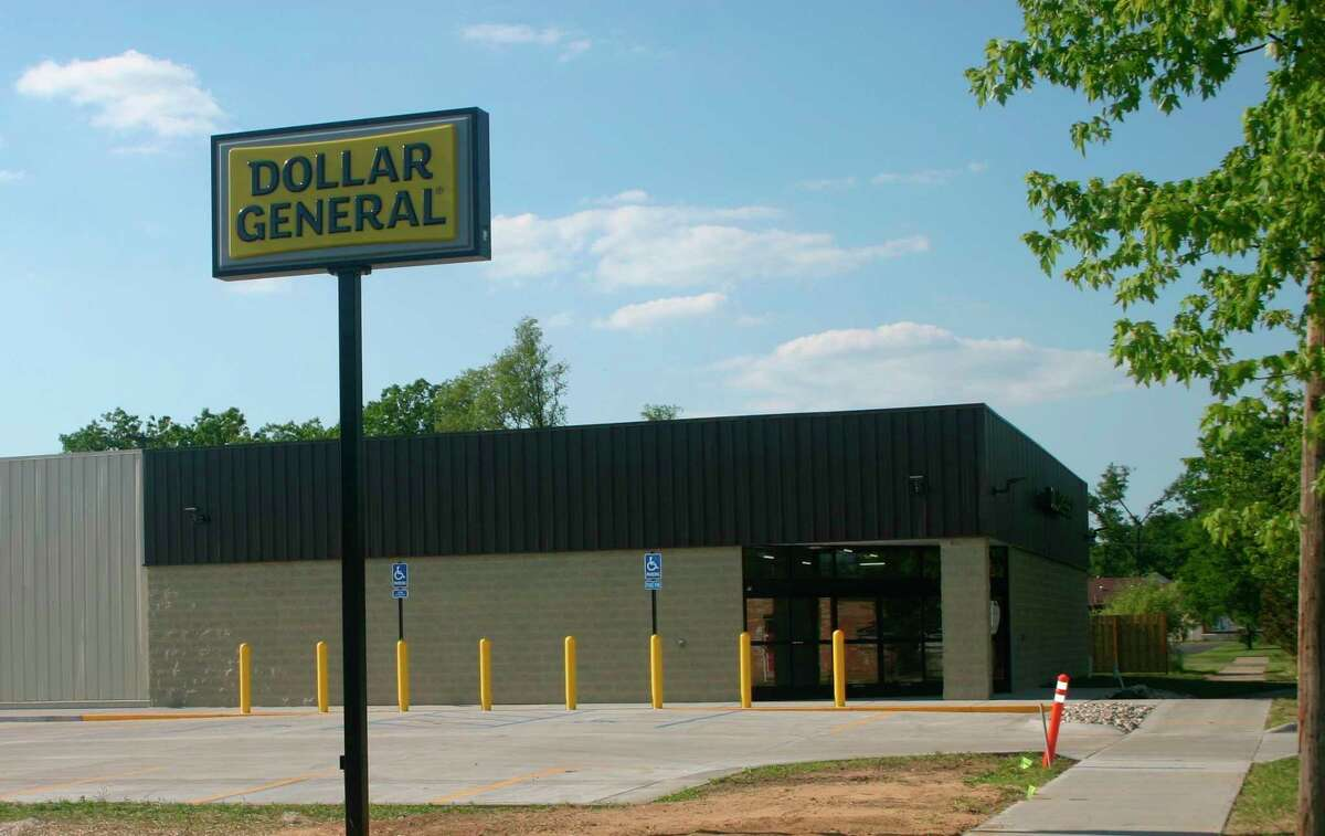 The new Dollar General Store on Michigan Avenue in Baldwin will be opening in the coming weeks, according to officials with the Dollar General corporate office. No grand opening event is scheduled at this time due to the coronavirus pandemic. (Star photo/Cathie Crew)