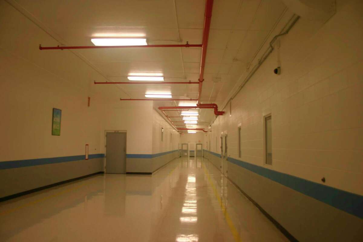 Accorrding to the Federal Bureau of Prisons reporting, two inmate deaths at the North Lake Correctional Facility in Baldwin have been attributed to the coronavirus. In all,108 inmates have tested positive. Of those, 103 have fully recovered, the report said. (Pioneer photo/Cathie Crew)