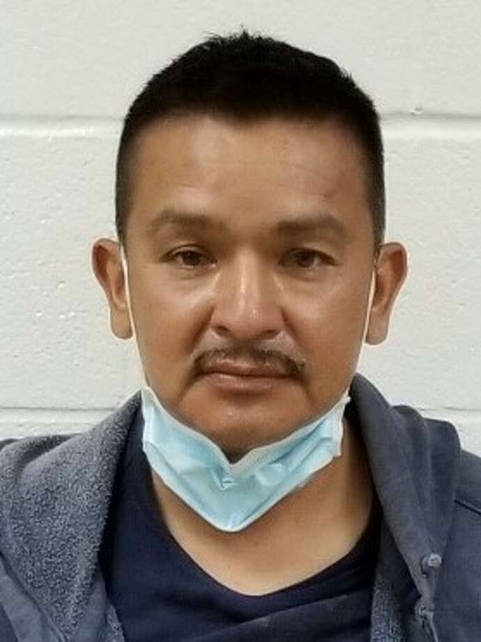 Salvador Avila-Rodriguez, 48, was arrested after crossing the border illegally. A Records check revealed Avila-Rodriguez has a criminal felony conviction for aggravated criminal sexual abuse. Photo: Courtesy