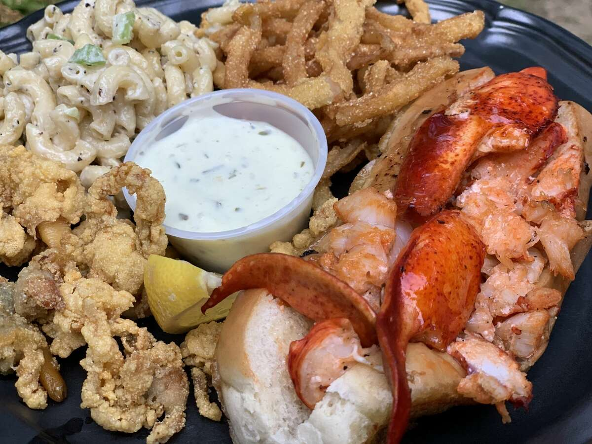 Eddie F's in Saratoga Springs is known for its lobster rolls and fried clams.