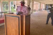 Port Arthur Mayor Thurman Bill Bartie