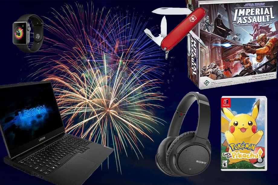. Photo: Sony, Nintendo, Disney, Victornox, Apple