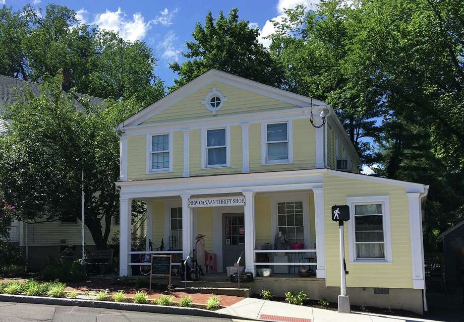 The New Canaan Thrift Shop has welcomed back its donors as of 9 a.m. Monday, July 6, 2020. Donations of goods are being accepted again, by appointment only, Monday through Friday, from 9 a.m. to noon. The Thrift Shop is also open again for its shoppers as of noon on Monday, July 6, 2020, after it was closed since the spring because of the coronavirus pandemic. It is also open again from noon to 4 p.m. Monday through Friday. Photo: Visiting Nurse And Hospice Of Fairfield County / Contributed Photo