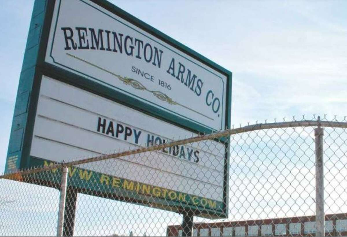 Remington Arms, with a major plant in Ilion, is reported to be near bankruptcy.