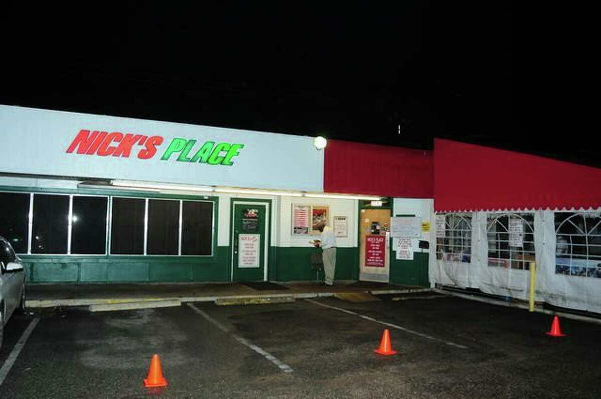 Nick's Place is located at 2713 Rockyridge Drive on the south side of Westheimer Road just west of Westerland Drive