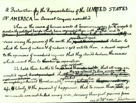 US - Declaration of Independence.