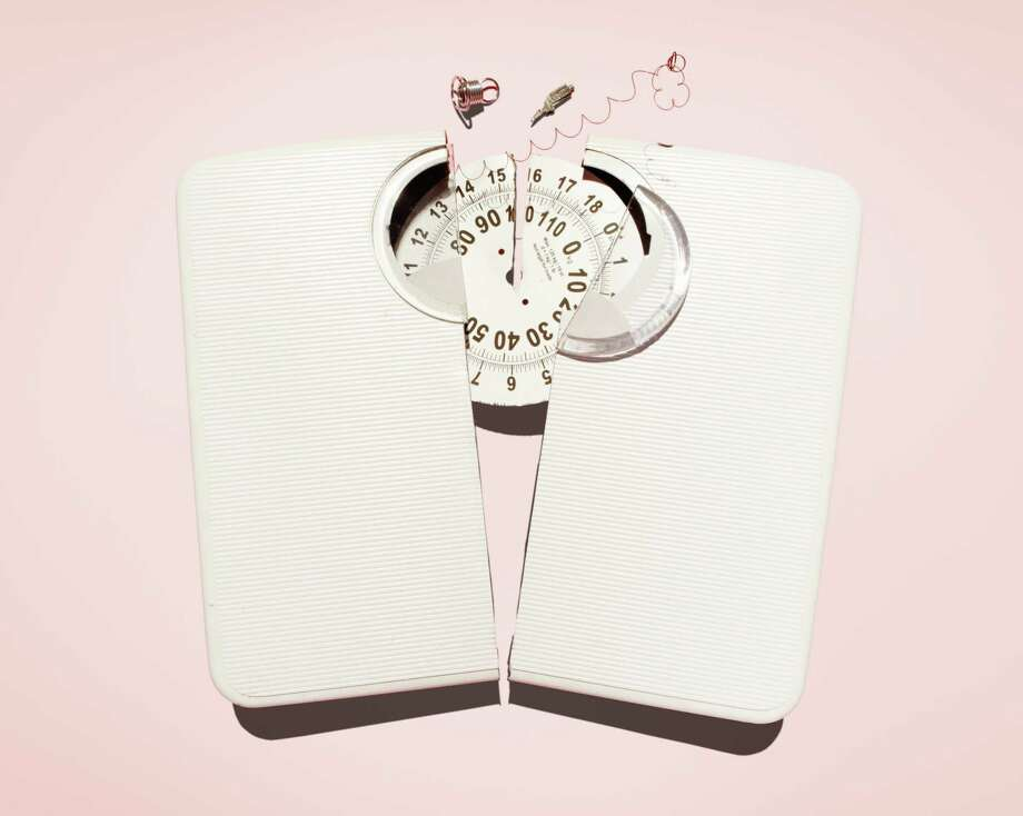 Weight anxiety feeds on pandemic stress. Photo: Getty Images, Contributor / Getty Images / Copyright Tim Robberts