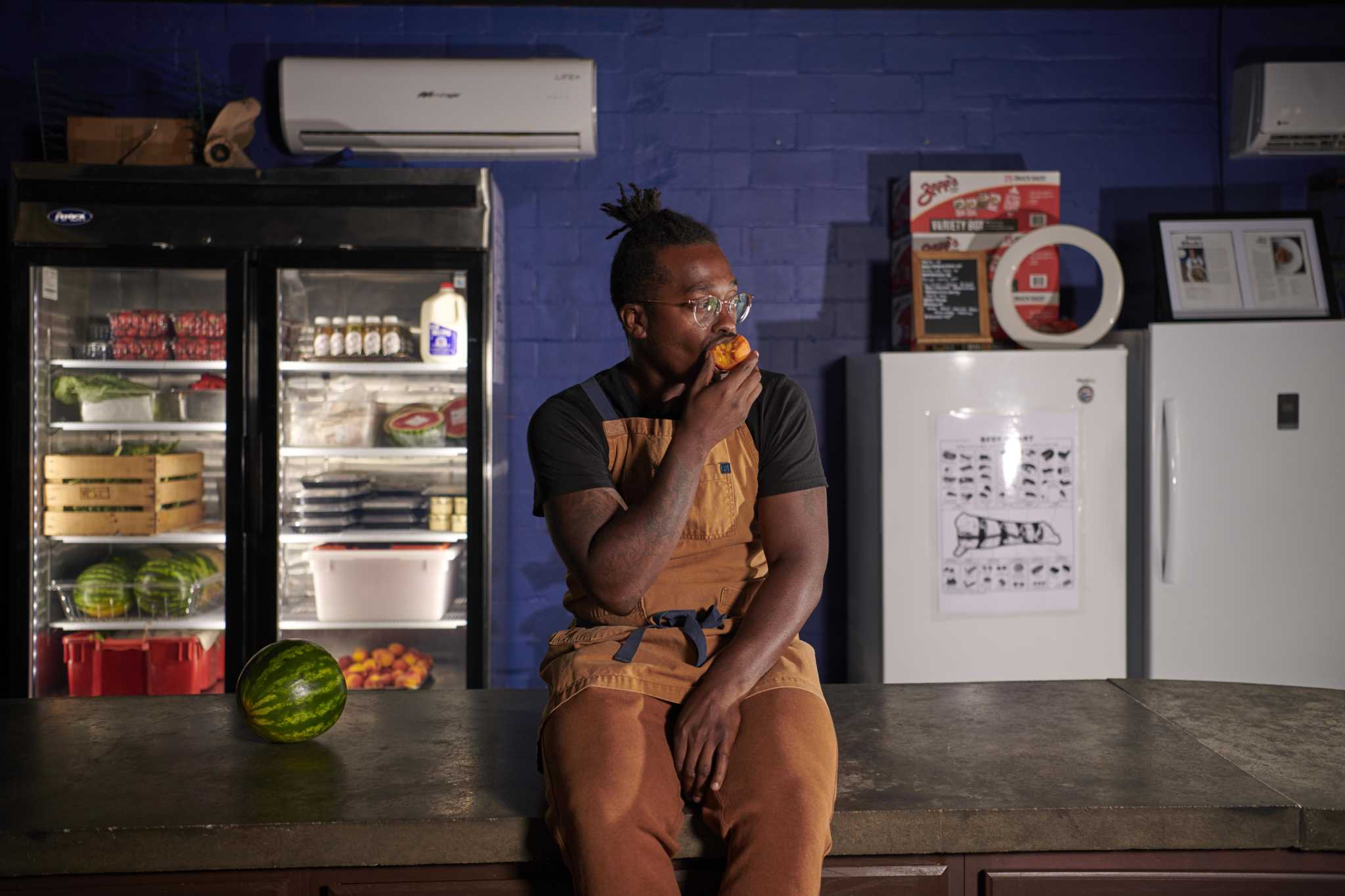 Chef behind revered Houston restaurant fights 'food apartheid'