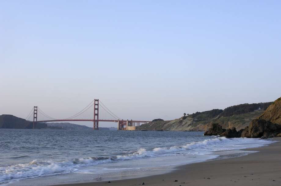 The San Francisco Fire Department and the U.S. Coast Guard recovered the body of a man this week who went missing after swimming at China Beach. Photo: GomezDavid/Getty Images/iStockphoto / GomezDavid