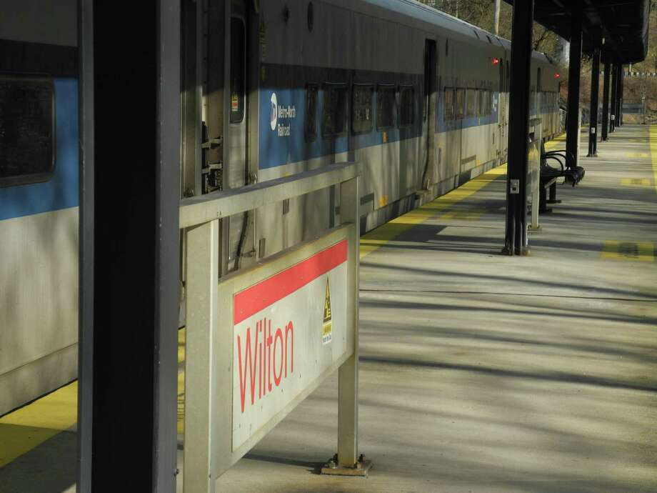 Rail riders, as well as those who ride buses and use paratransit services, are invited to comment on the state Department of Transportation's fare and service policy. Photo: Jeannette Ross / Hearst Connecticut Media / Wilton Bulletin