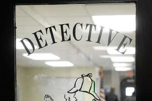 The Detective's Bureau of the Bridgeport Police Department.
