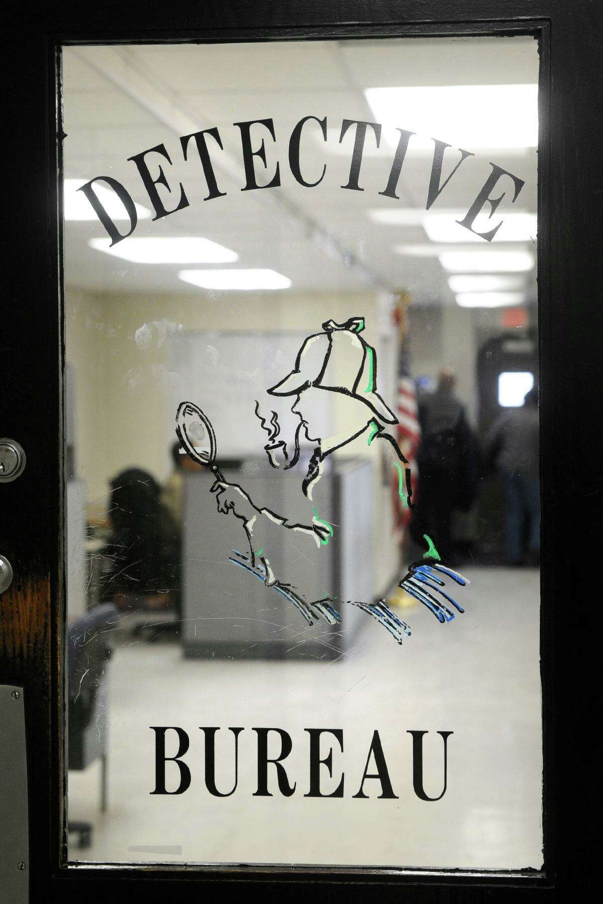 The Detective's Bureau of the Bridgeport Police Department.