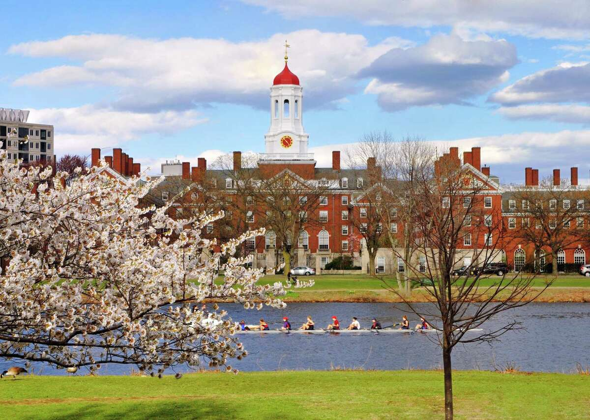 #4. Harvard University - Location: Cambridge, Massachusetts - Students: 7,210 - Acceptance rate: 5% - Graduation rate: 98% - Faculty ratio: 7:1 - Six-year median earnings: $89,700 One of the country's most prestigious universities, Harvard gives the lucky students who are accepted into the university the chance to study just about anything, including a topic as obscure as medieval Icelandic witchcraft, and participate in a huge lineup of extracurricular activities. It has the world's largest private library system, with 17 million volumes.