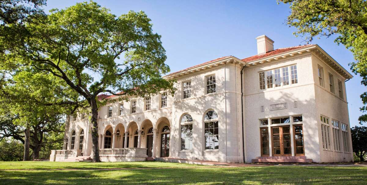 In a distinctly European-villa style, this 1928 Commodore Perry mansion has been transformed into a boutique hotel and upscale resort.