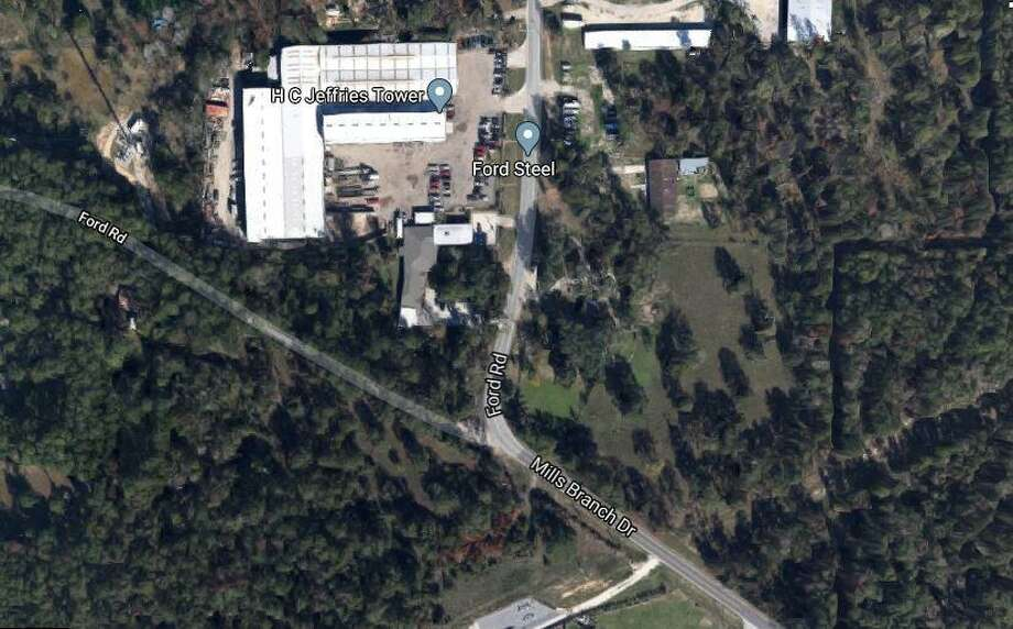 A wreck between a passenger car and a motorcycle on Wednesday cost the life of a biker. Photo: Courtesy Of Google Maps