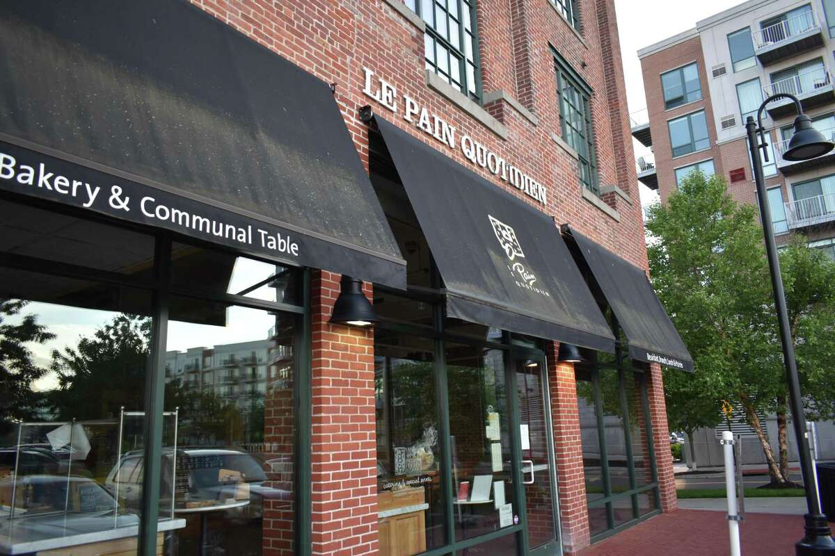 Le Pain Quotidien - Stamford Closed in July