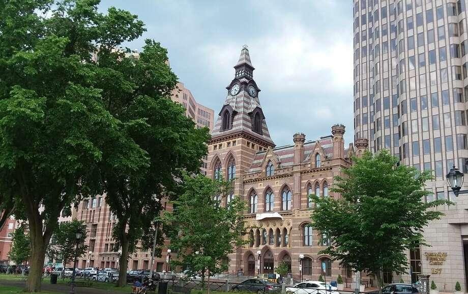 New Haven City Hall, 165 Church St. New Haven, Conn. Photo: Helen Bennett / Hearst Connecticut Media