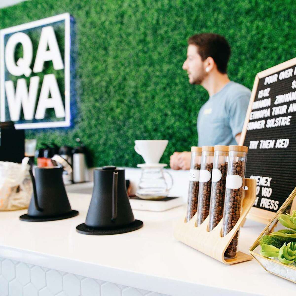 Qawa Coffee Co. - Middletown Closed in December
