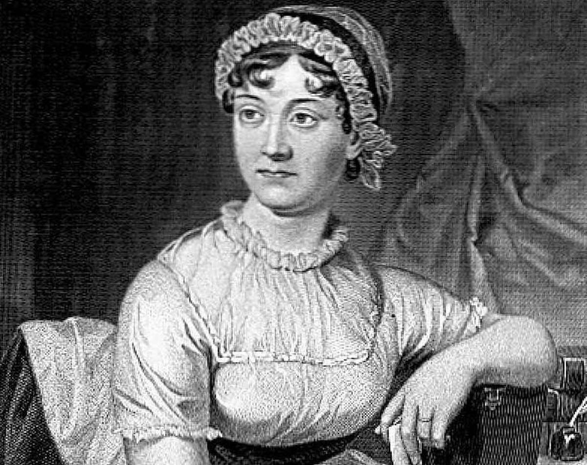 Jane Austen is one of the most popular authors on Project Gutenberg.
