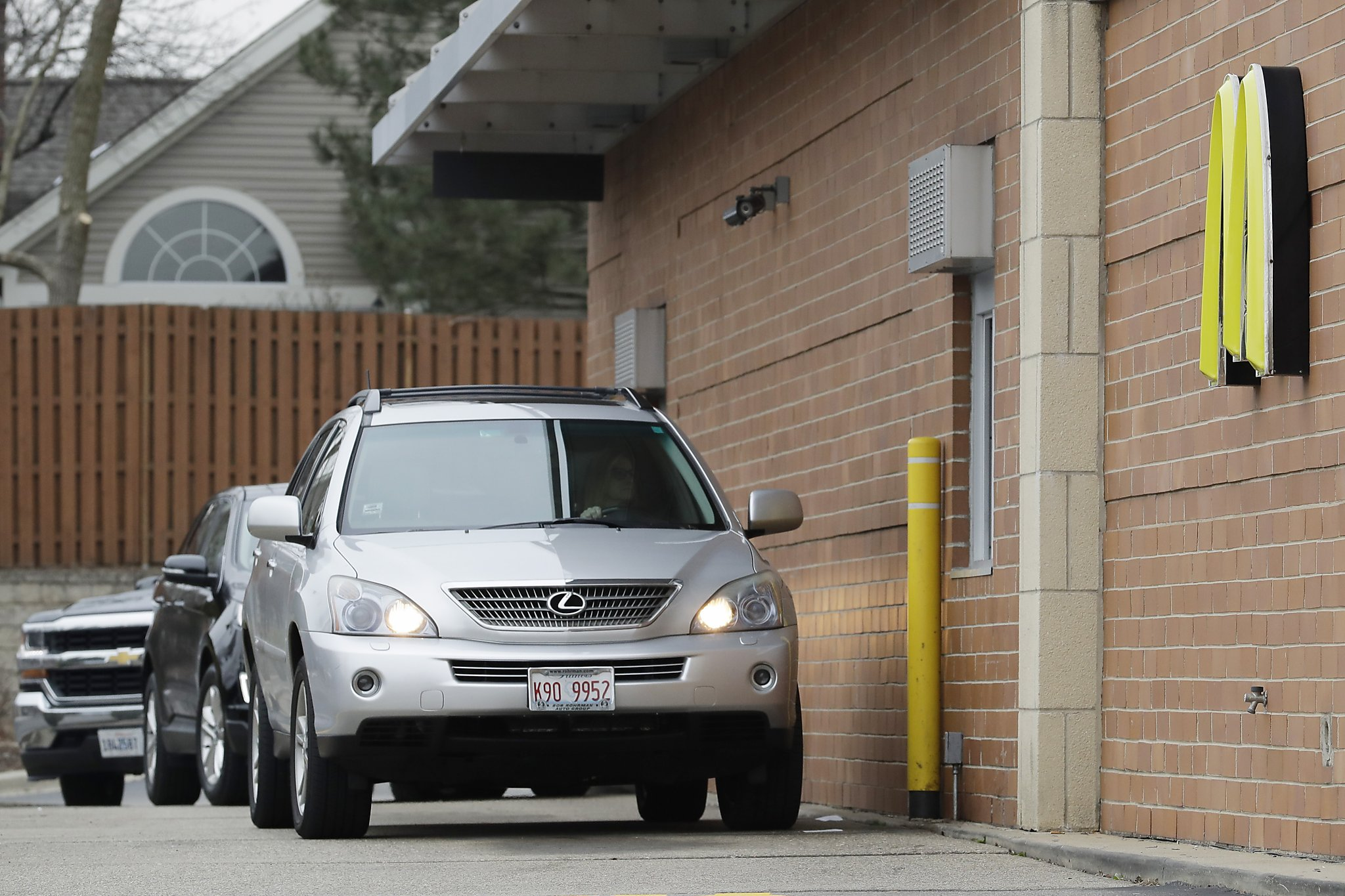 No mask, no service: McDonald's customer attacks drive-through worker over safety rule