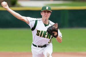 Brendan White, who starred at Siena College, is determined to keep working on his game this year despite the cancellation of the minor league season. (Courtesy of Siena College Athletics)