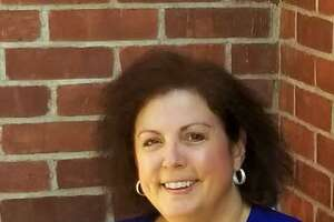 North Haven Democratic Town Committee Chairwoman Kathy Grant