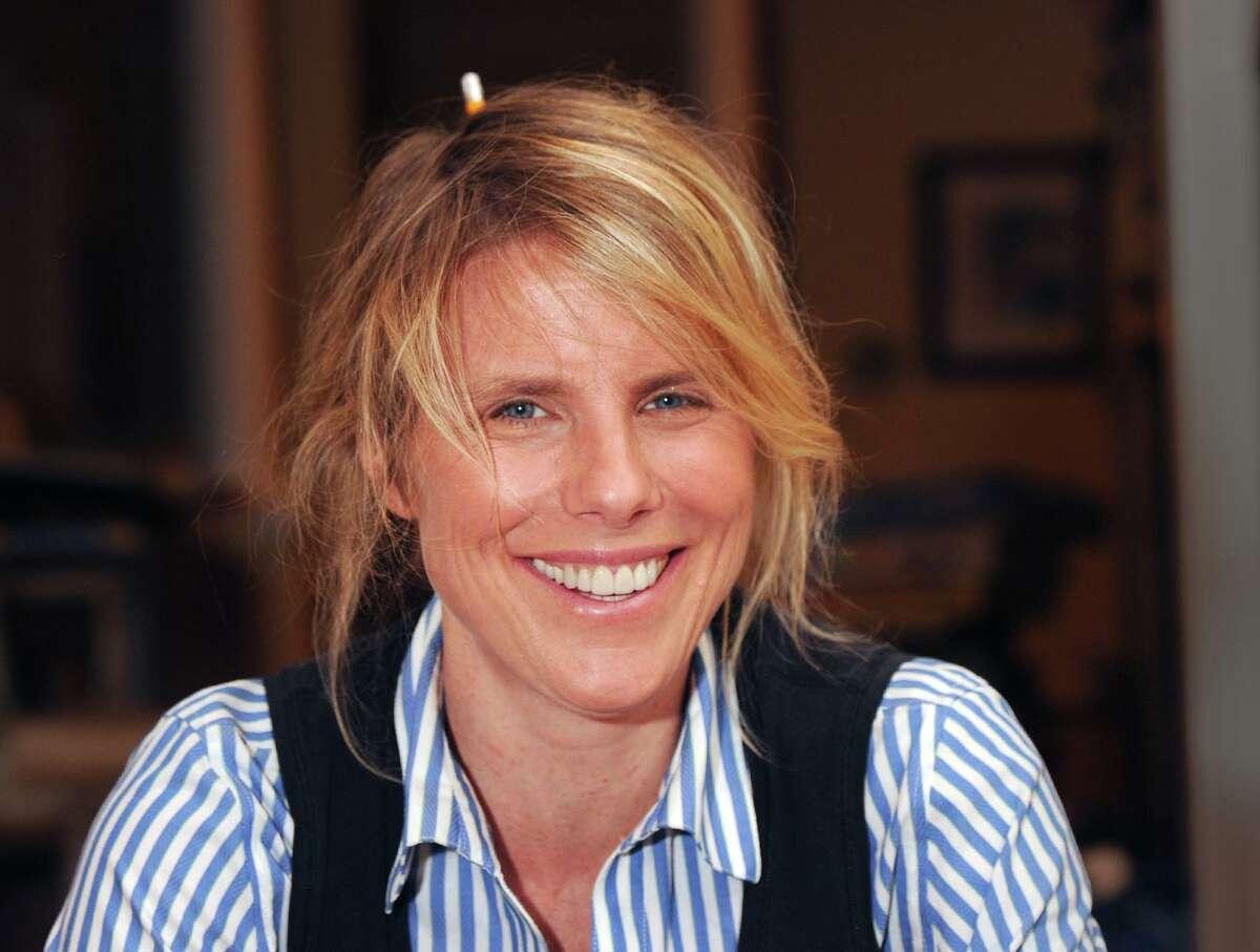 Claire Tisne Haft, Greenwich Time Columnist,