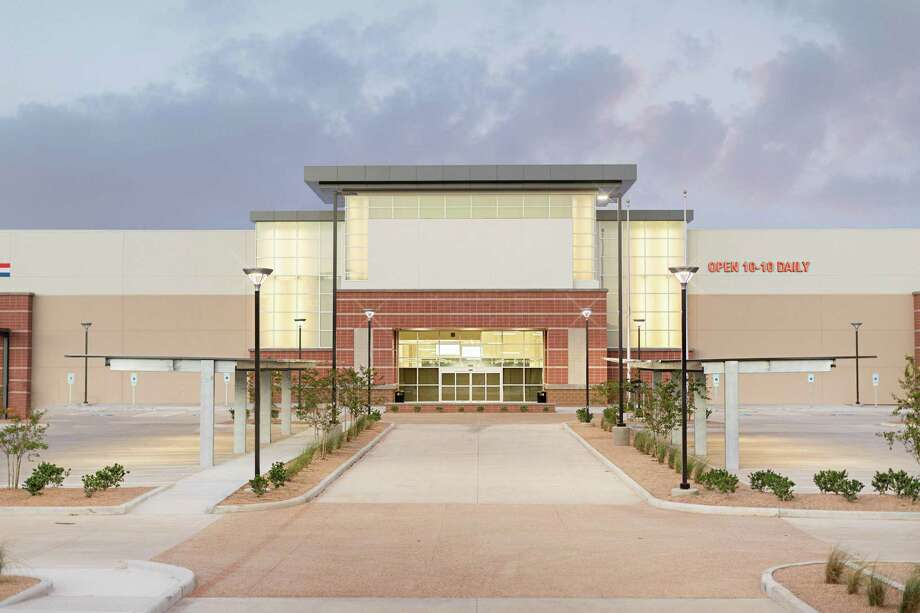 American Furniture Warehouse has projected opening date of late summer.The store, located at 500 Pin Oak Drive directly off I-10, features a 150,000-square-foot showroom and a 350,000-square-foot warehouse. Photo: Courtesy Of American Furniture Warehouse